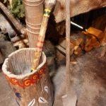 werkzeug im langenhaus in wendake